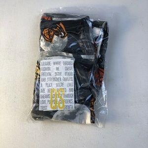 NWT LuLaRoe Leggings ~ OS ~ Black Gray CAMO ~ MOON